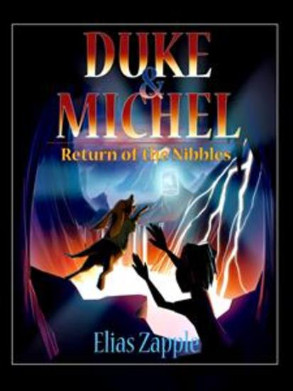 Return of the Nibbles - Duke & Michel - cover