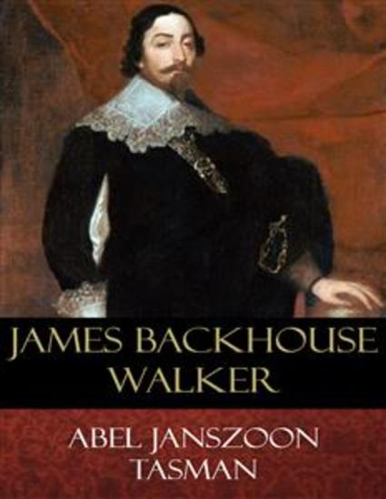 Abel Janszoon Tasman - cover