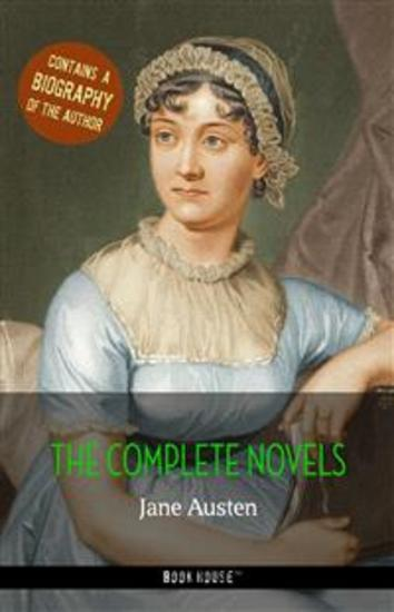 The Complete Works of Jane Austen - cover