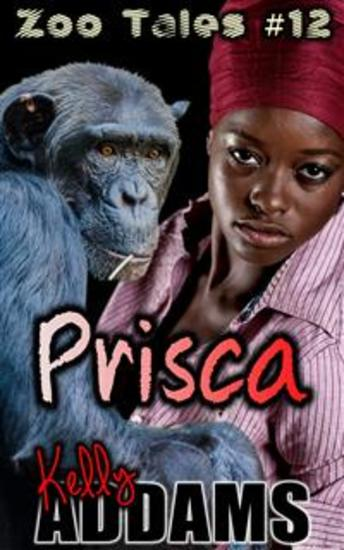 Prisca - Zoo Tales #12 - cover