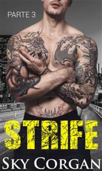 Strife: Parte Três - cover