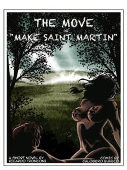 The move - comic and short novel - cover