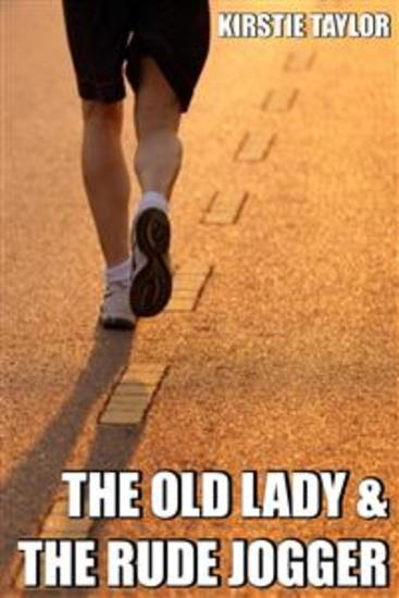 The Old Lady & The Rude Jogger - cover