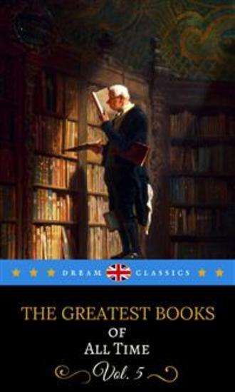 The Greatest Books of All Time Vol 5 (Dream Classics) - cover