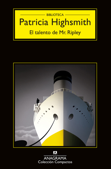El talento de Mr Ripley - cover