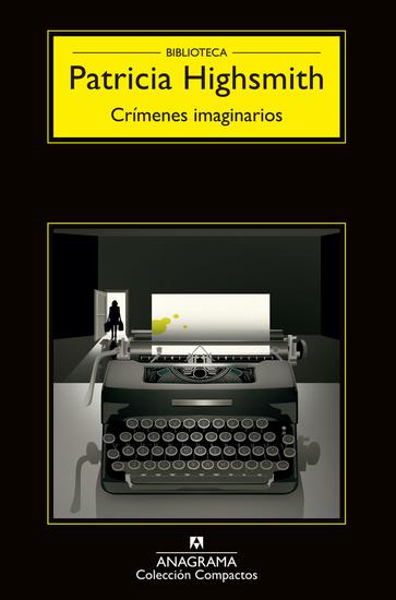Crímenes imaginarios - cover