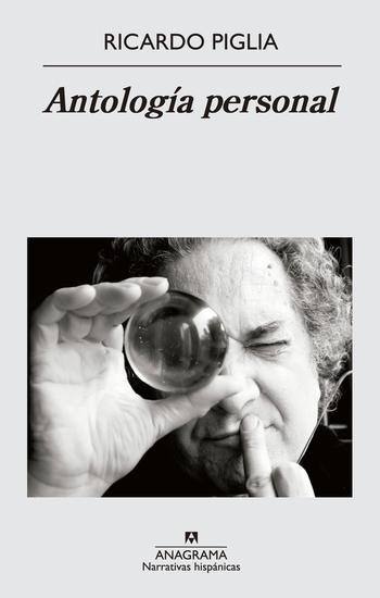 Antología personal - cover