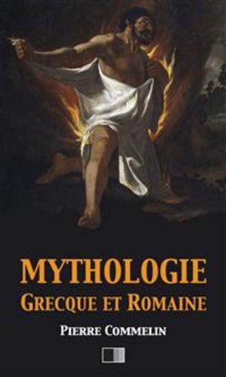 Mythologie Grecque et Romaine - cover