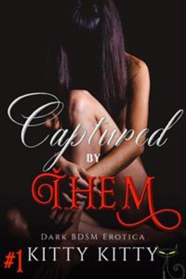 Captured by Them: Part One of a Dark BDSM Erotica Series - Sex Slave Dub Con Dubcon Bound Tied Drugged Sex Gang Bang Gangbang Dominant Submissive Dom Sub - cover
