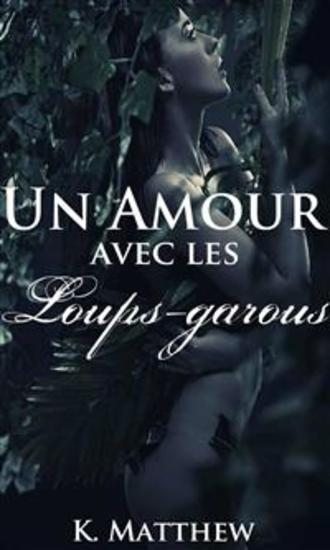 Un Amour Avec Les Loups-Garous - cover