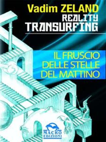 Reality Transurfing - Il fruscio delle stelle del mattino - cover