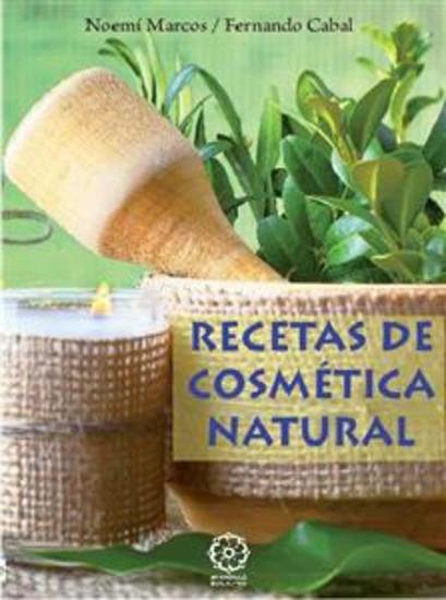 Recetas de Cosmetica Natural - cover
