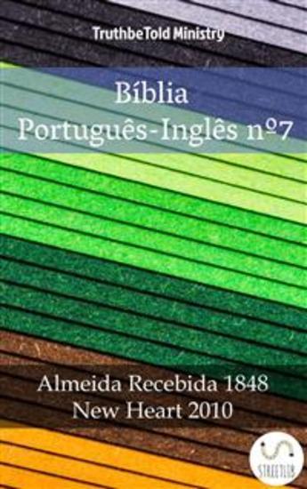 Bíblia Português-Inglês nº7 - Almeida Recebida 1848 - New Heart 2010 - cover