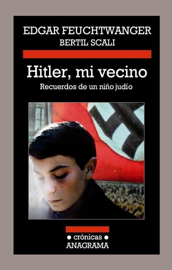 Hitler mi vecino - cover