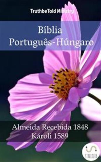 Bíblia Português-Húngaro - Almeida Recebida 1848 - Károli 1589 - cover