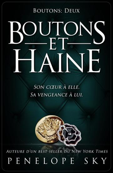 Boutons et haine - Boutons #2 - cover
