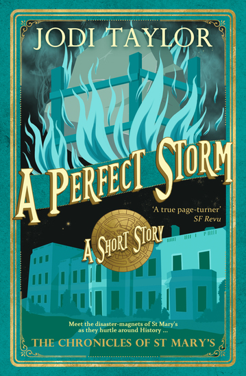 A Perfect Storm - cover