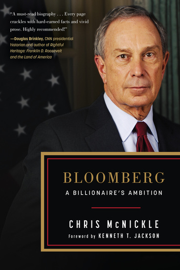 Bloomberg - A Billionaire's Ambition - cover