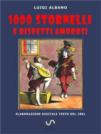 1000 stornelli e Rispetti Amorosi - cover