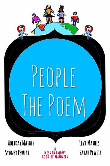 People: The Poem - A Miss Harmony Book of Manners #1 - cover