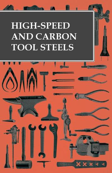 High-Speed and Carbon Tool Steels - cover