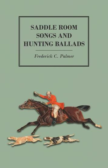 Saddle Room Songs and Hunting Ballads - cover