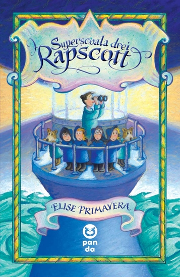 Superscoala drei Rapscott - cover