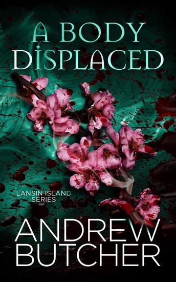 A Body Displaced - Lansin Island Paranormal Mysteries - cover
