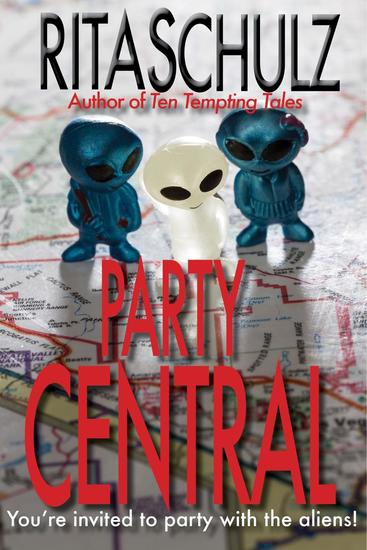 Party Central - cover