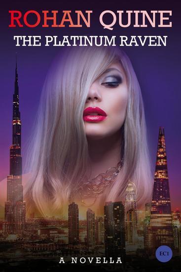 The Platinum Raven - cover