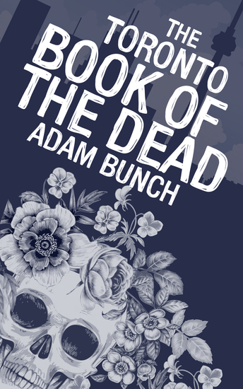 The Toronto Book of the Dead - cover