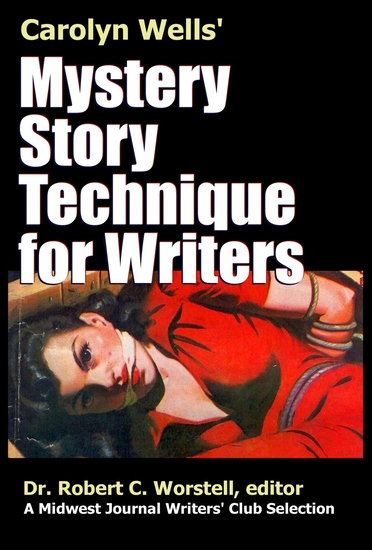 Mystery Story Technique for Writers - cover