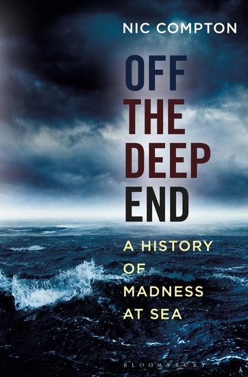 Off the Deep End - A History of Madness at Sea - cover