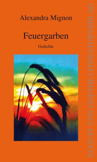Feuergarben - Gedichte - cover