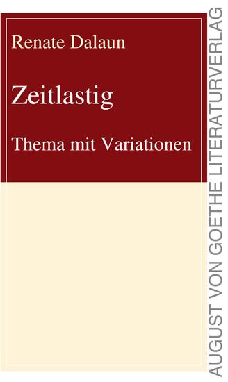 Zeitlastig - Thema mit Variationen - cover