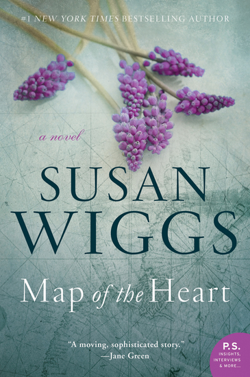 Map of the Heart - A Novel - cover