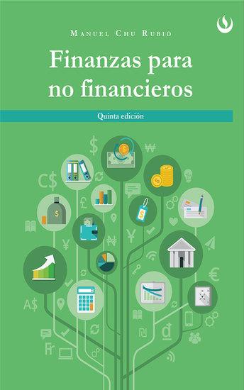 Finanzas para no financieros - Quinta edición - cover