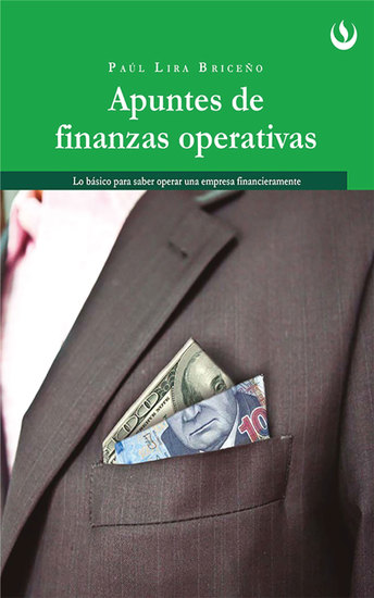 Apuntes de Finanzas Operativas - Lo básico para saber operar una empresa financieramente - cover