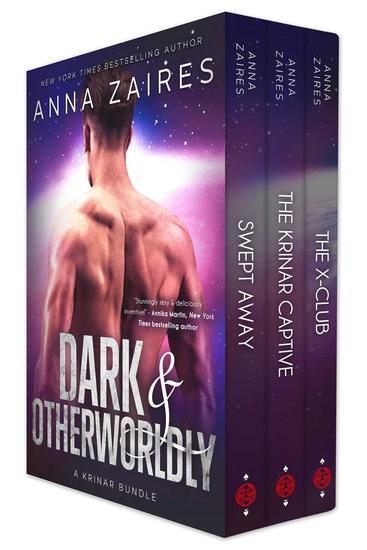 Dark & Otherworldly: A Krinar Bundle - cover