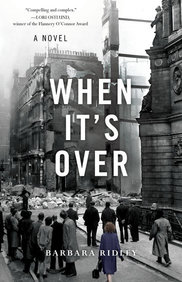When It's Over - A Novel - cover