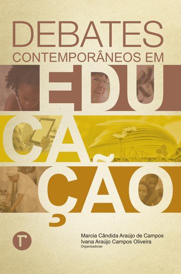 Debates contemporâneos em educação - cover