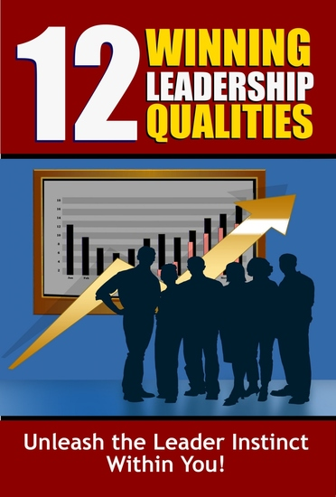 12 Winning Leadership Qualities - cover