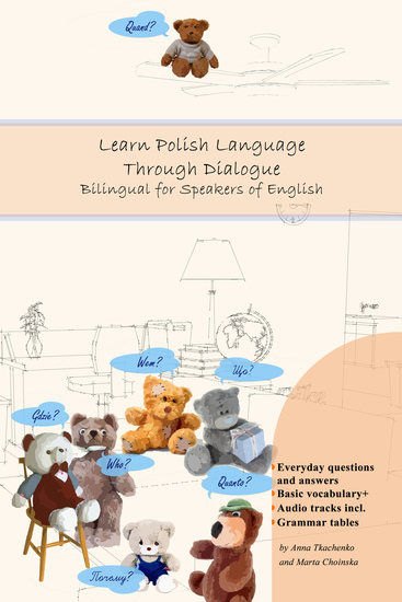Learn Polish Language Through Dialogue - Bilingual for Speakers of English - cover