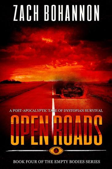 Open Roads - Empty Bodies #4 - cover