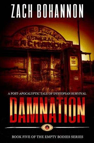 Damnation - Empty Bodies #5 - cover