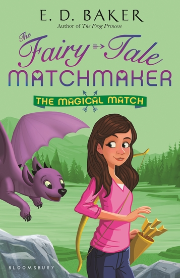 The Magical Match - cover