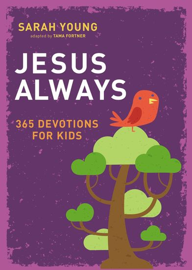 Jesus Always: 365 Devotions for Kids - cover