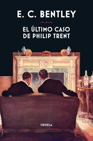 El último caso de Philip Trent - cover