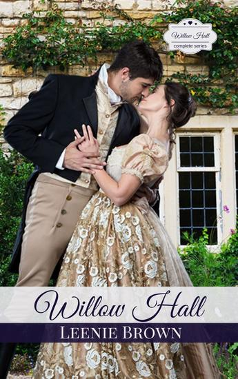 Willow Hall Romance: A Pride and Prejudice Variation Series - Willow Hall Romance - cover