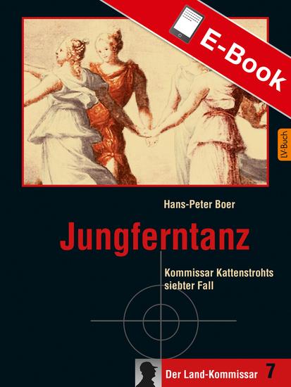 Jungferntanz - Kommissar Kattenstrohts siebter Fall - cover